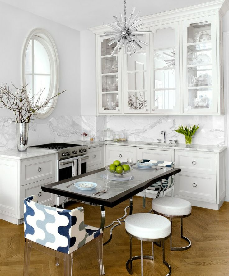 Eclectic White Kitchen: 1000+ Images About Small White Kitchens On Pinterest