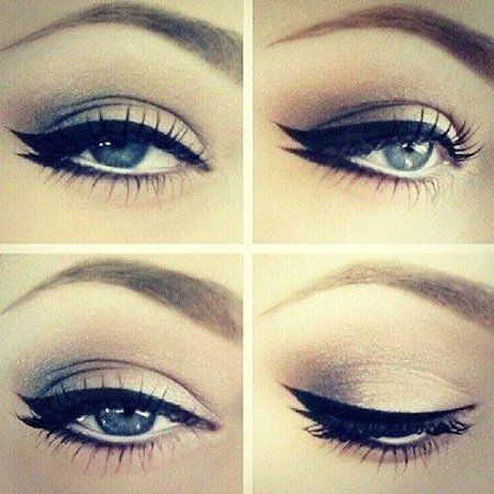 How to Apply a Beautiful Winged Eyeliner