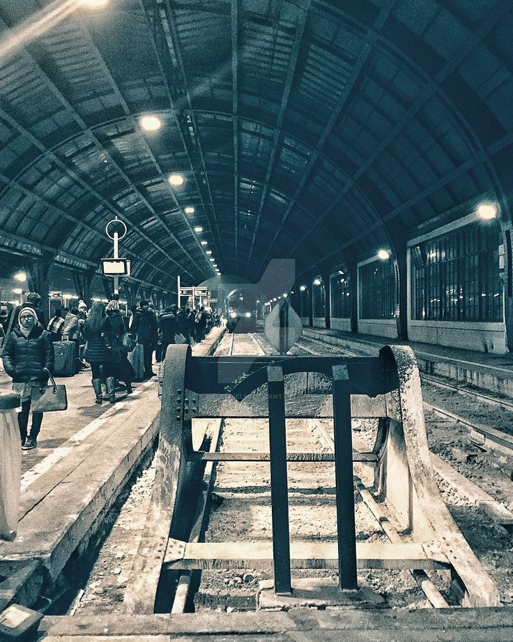 Station by Melethiel90.deviantart.com on @DeviantArt