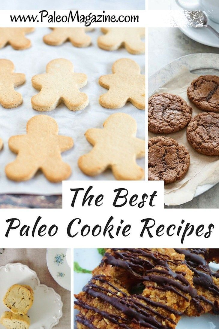 Get this entire list of Paleo cookie recipes - including chocolate chip cookies, sugar cookies, Samoa cookies, and more.