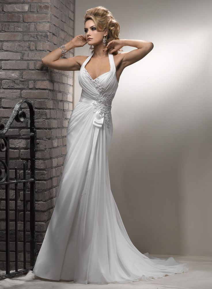 55 best wedding dresses images on Pinterest | Short wedding gowns ...