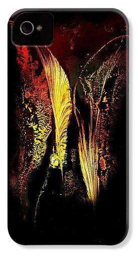 Light Fantasy IPhone 4 / 4s Case Printed with Fine Art spray painting image Light Fantasy by Nandor Molnar (When you visit the Shop, change the orientation, background color and image size as you wish)