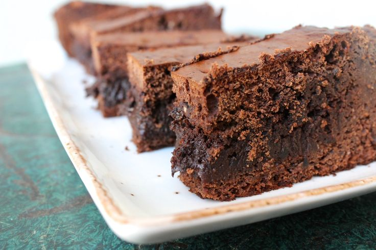 Zwarte Bonen Brownie van DoorMeal