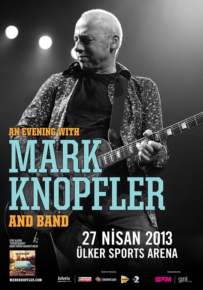 Mark Knopfler / 27 Nisan 2013
