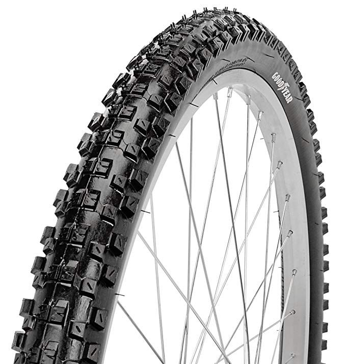 Replacing Mountain Bike Tires