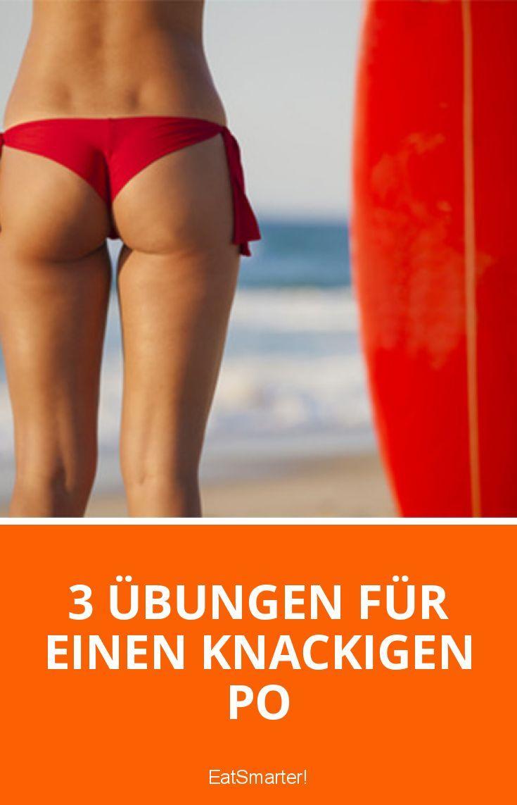 3 Übungen für einen knackigen Po   eatsmarter.de