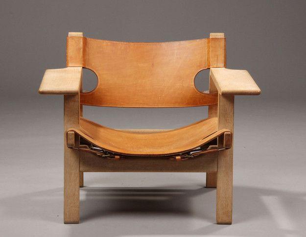 Love this chair. Børge Mogensen