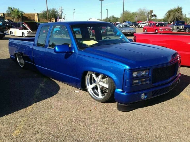 17 Images About 88 98 Chevy Pick Up On Pinterest
