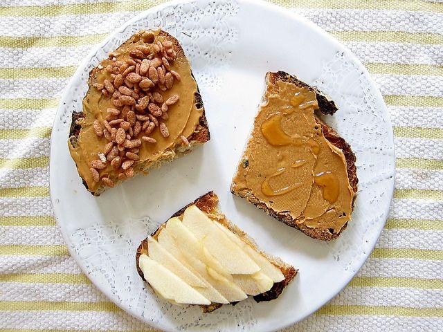 #thingsontoast peanutbutter and cocoa crispys: Thingsontoast Peanutbutter, Peanut Butter