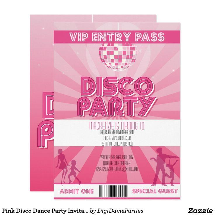 75 best DIGI DAME ZAZZLE images on Pinterest   Party invitations ...