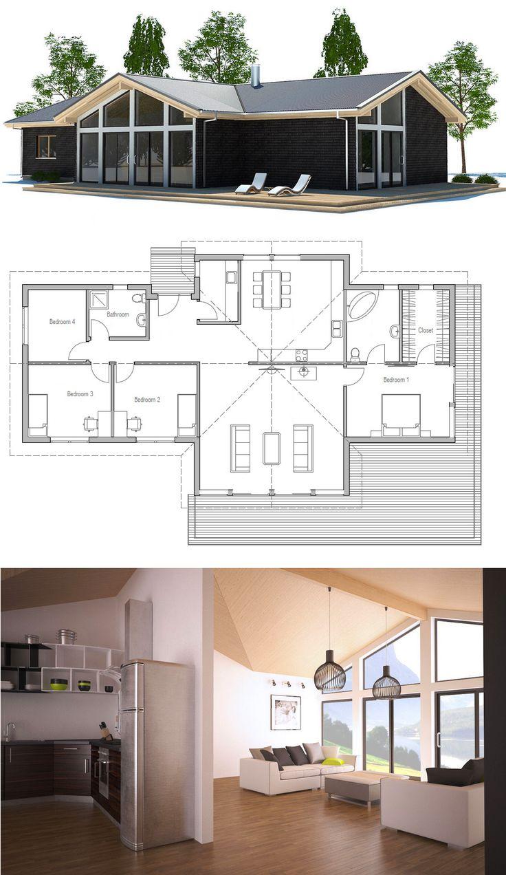 """Über 1.000 Ideen zu """"Kleine Hauspläne auf Pinterest Hauspläne ... size: 736 x 1272 post ID: 7 File size: 0 B"""