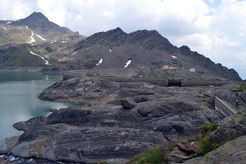 Lago di Careser 2600 m