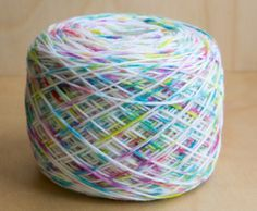 The Impatient Dyer: How To - Speckled Dyeing