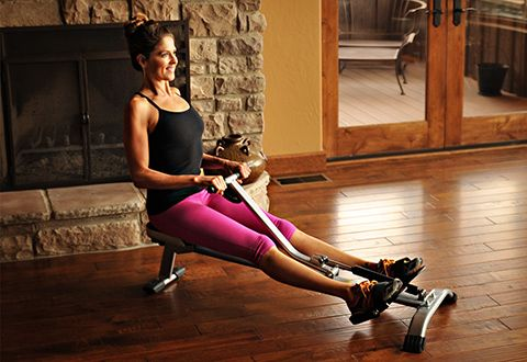 sharper image exercise machine