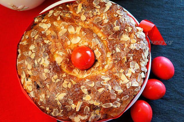 Kitchen Stori.es: Πασχαλινό Τσουρέκι Γεμιστό