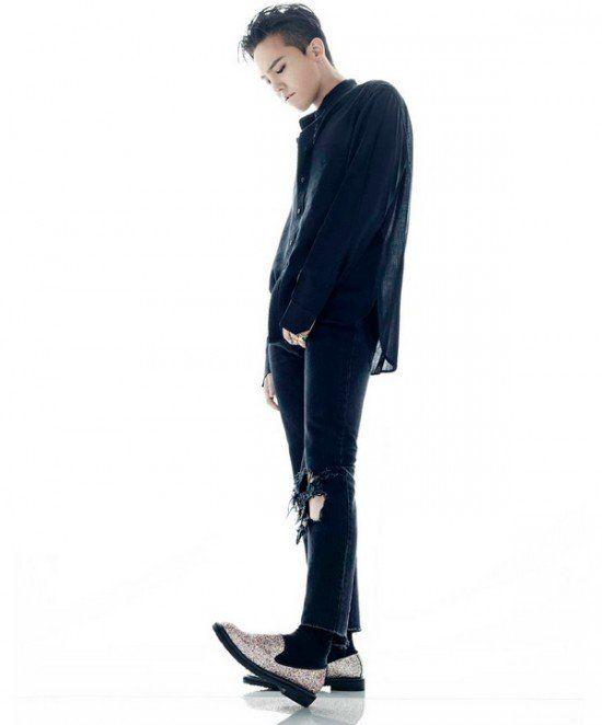 G-Dragon is the perfect model for Italian shoe brand Giuseppe Zanotti | http://www.allkpop.com/article/2015/09/g-dragon-is-the-perfect-model-for-italian-shoe-brand-giuseppe-zanotti