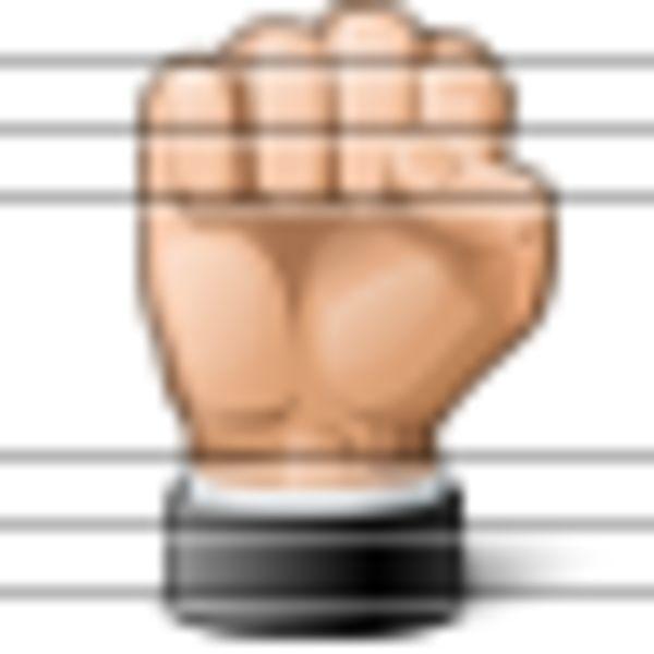 Hand Fist 14