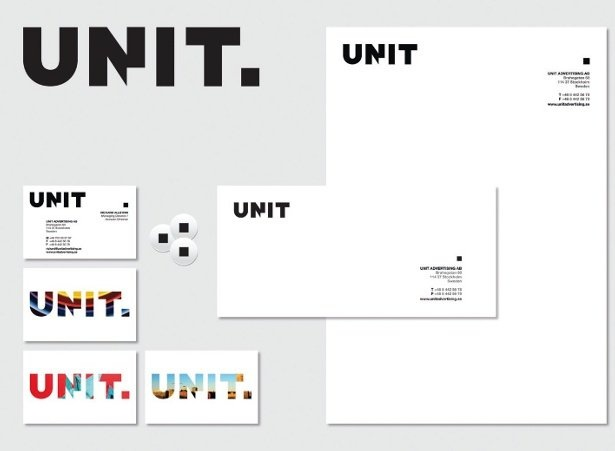 UNIT identity by Jenny Theolin
