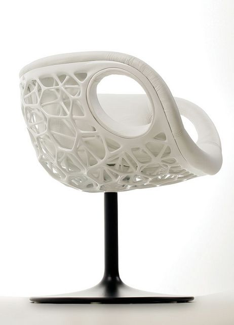 Chrisco Chair for Luca Brenta/Wetzels Brown and partners, 2009