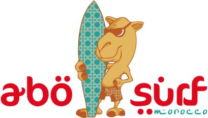 The Cool Abo Surfing Camel
