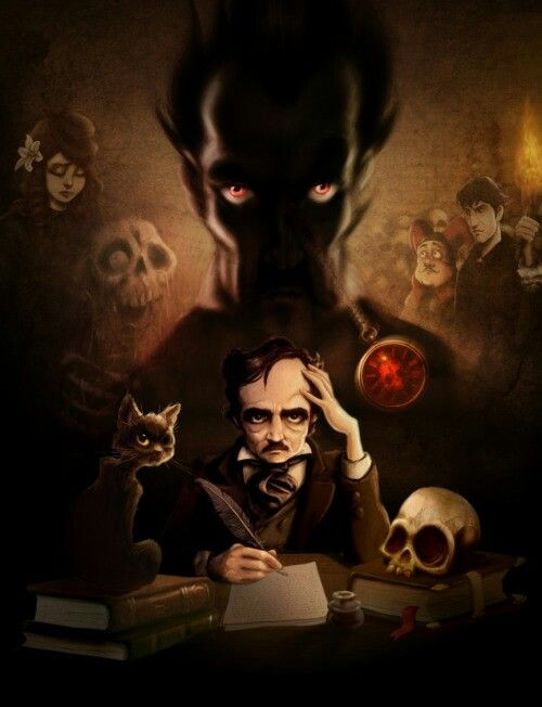 foreshadowing in edgar allen poes the Annabel lee by edgar allan poe - love poem literary analysis, structural analysis and guidance for usage of quotes annabel lee is a ballad or a narrative poem and.