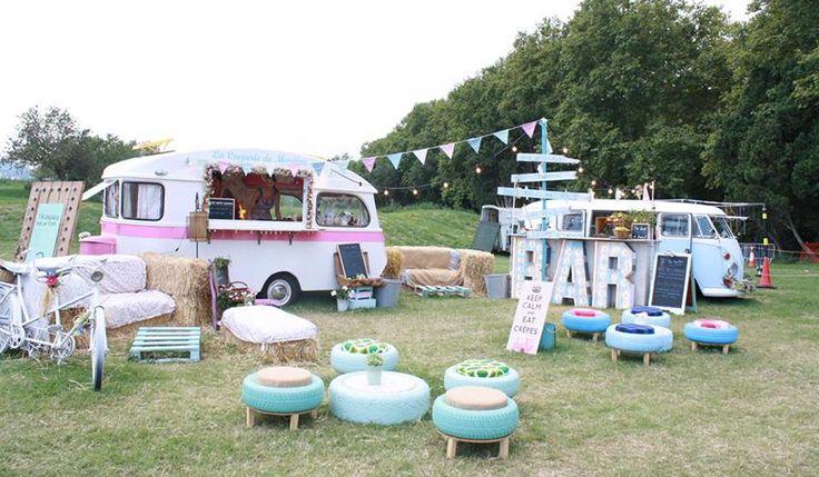 ¡Pon un 'food truck' en tu boda!