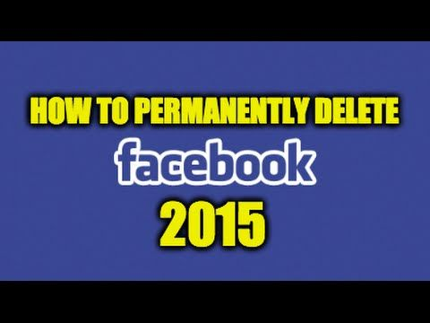 How to Permanently Delete a Facebook Account: 11 Steps