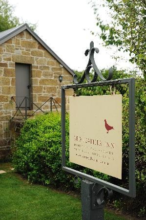 Red Feather Inn, Hadspen Tasmania - DO YOURSELF A FAVOUR and go stay there!