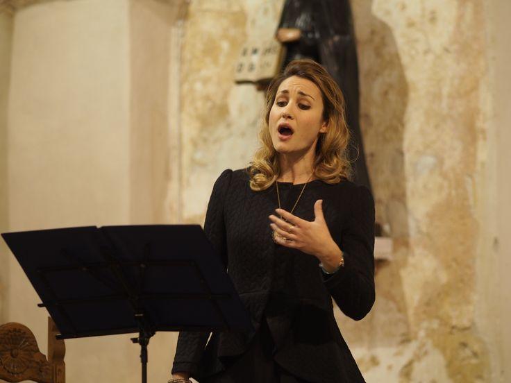Baroque Ensemble - Claudia Dolce 2 gennaio 2016 Ente Musicale di Nuoro