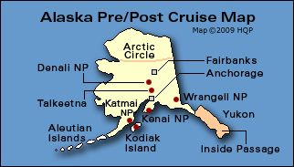 Be sure and click through to see his comments. Best Alaska pre & post cruise tours - Candid tips by H Hillman.