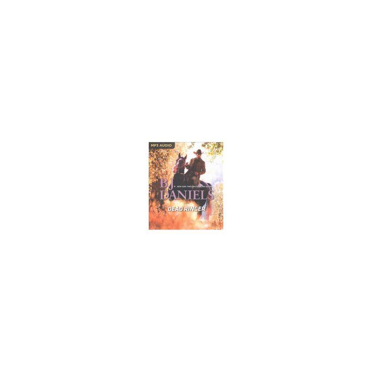 Dead Ringer (MP3-CD) (B. J. Daniels)