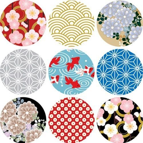 Japan Style Diary Sticker Decoration Book Decor Paper Card Lovely 1Sheets Cute
