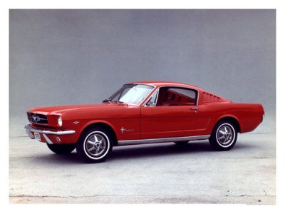 1965 ford mustang. Put some nice spoke covers on and it would look like the one I had.