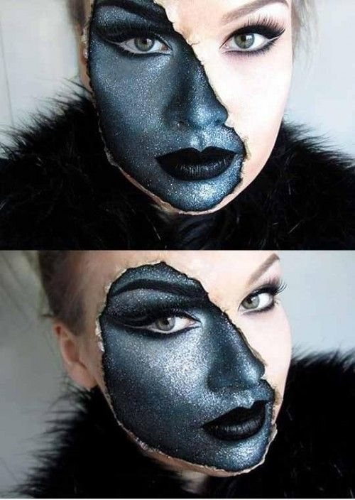 Best 25+ Special Effects Makeup Ideas On Pinterest