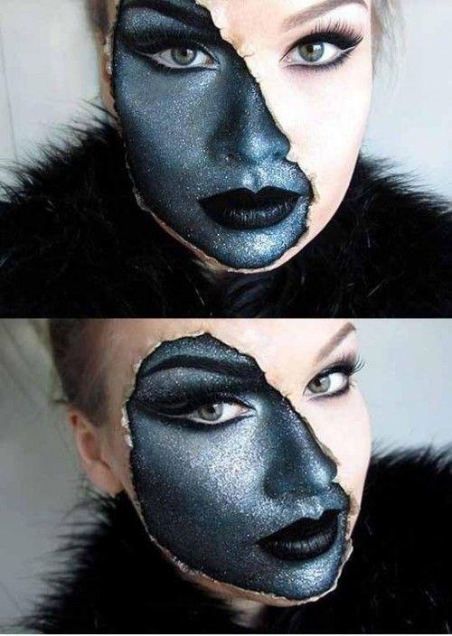 Best 25+ Special Effects Makeup Ideas On Pinterest