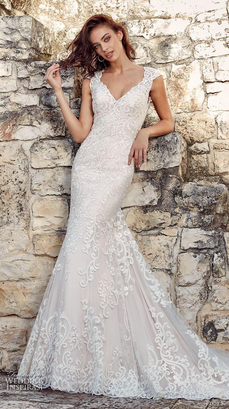 627 best images about mermaid sheath fit flare for Fit and flare wedding dress body type
