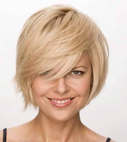 Pleasing Bobs Bangs And Layered Bob Haircuts On Pinterest Hairstyle Inspiration Daily Dogsangcom