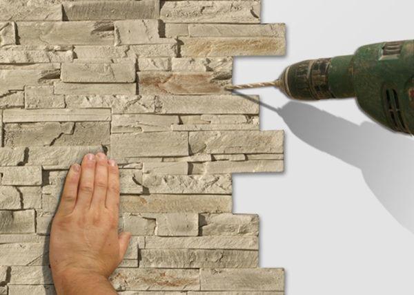 Purstone® - Hersteller von Paneelen aus Polyurethan, künstliche dekorativen stein-und dämmplatten für die dekoration - Montage