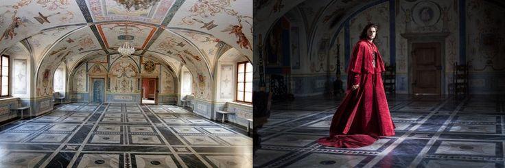 Martinitz Palace. Film location of Borgia Faith and Fear