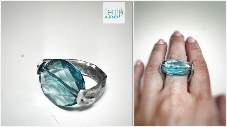 SWAROVSKI ring www.temporarylab.com