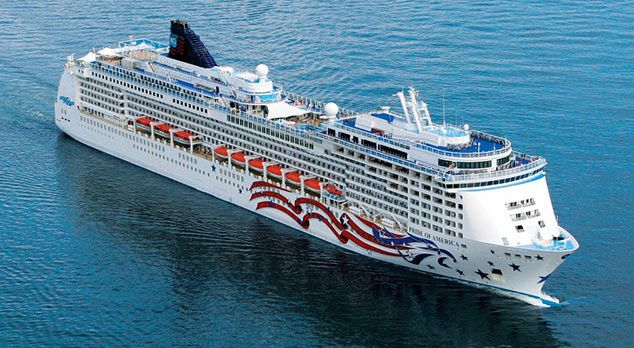 Pride of America Cruise Ship   Pride of America Deck Plans   Norwegian Cruise Line