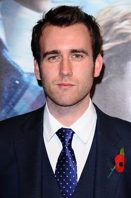 Let's all just admit it. Neville Longbottom is TOTALLY the master of the puberty spell.