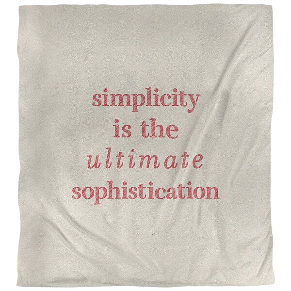 New Simple And Sophisticated Quote Single Duvet Cover By East Urban Home Bedding Furniture 255 99 Th In 2020 Single Duvet Cover Reversible Duvet Covers Single Duvet
