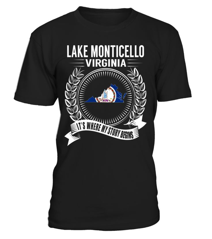 Lake Monticello, Virginia - It's Where My Story Begins #LakeMonticello