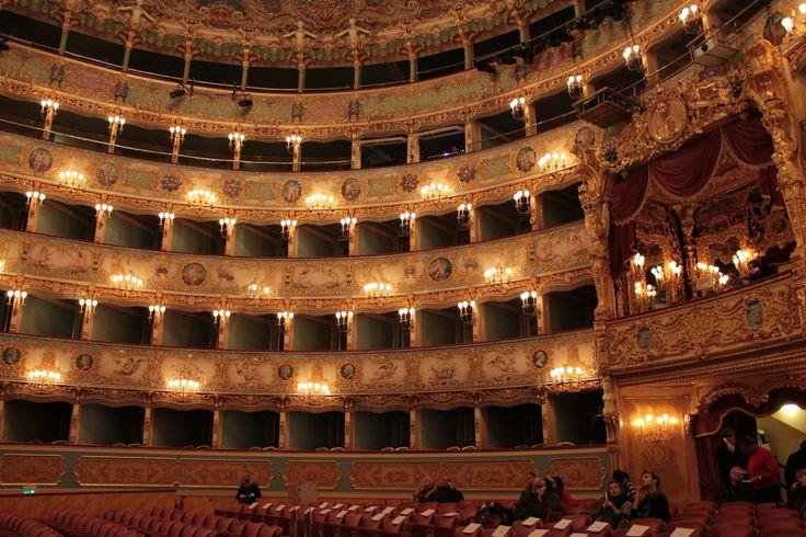 #teatro #fenice #venezia