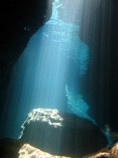Enlightment - diving in southern Crete