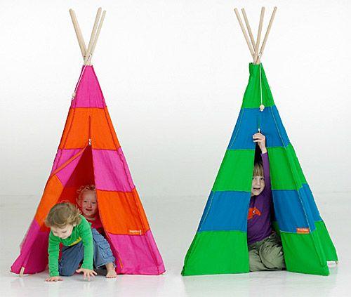 Tipi, a Tenda dos Índios Americanos!