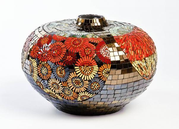 Ira Bekker Mosaic | Through the looking glass 1
