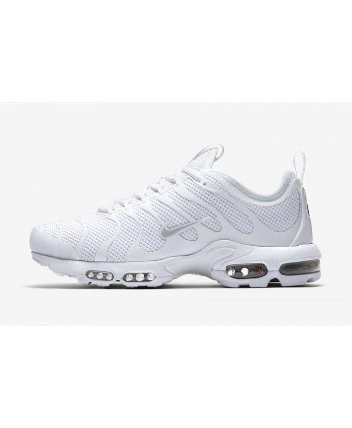 9b446ca2119 Nike Air Max Plus Triple White