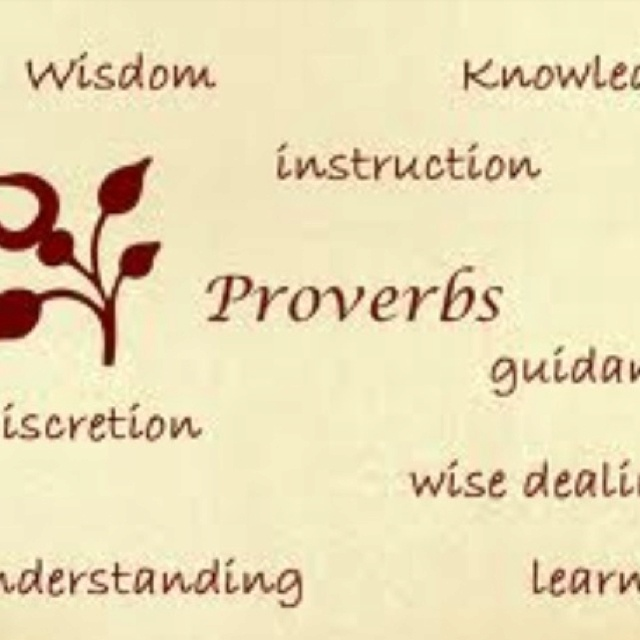 Book Of Proverbs Quotes: 17 Best Images About BIBLE BASED BIBLE PROVERBS 3 On